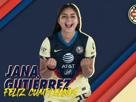 Las mejores fotos del cumpleaños de Jana Gutiérrez