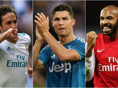 UEFA Champions League: Who are the all-time top goalscorers?