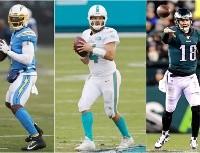 Los quarterbacks que firmarían los Cowboys por el golpe de Dalton