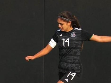 Jana Gutiérrez y Natalia Acuña con actividad en la Selección Mexicana