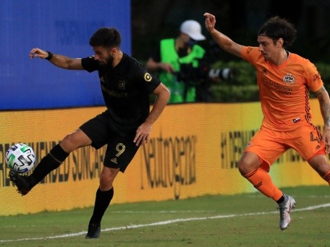 LAFC go for new victory in matchup with Houston Dynamo tonight