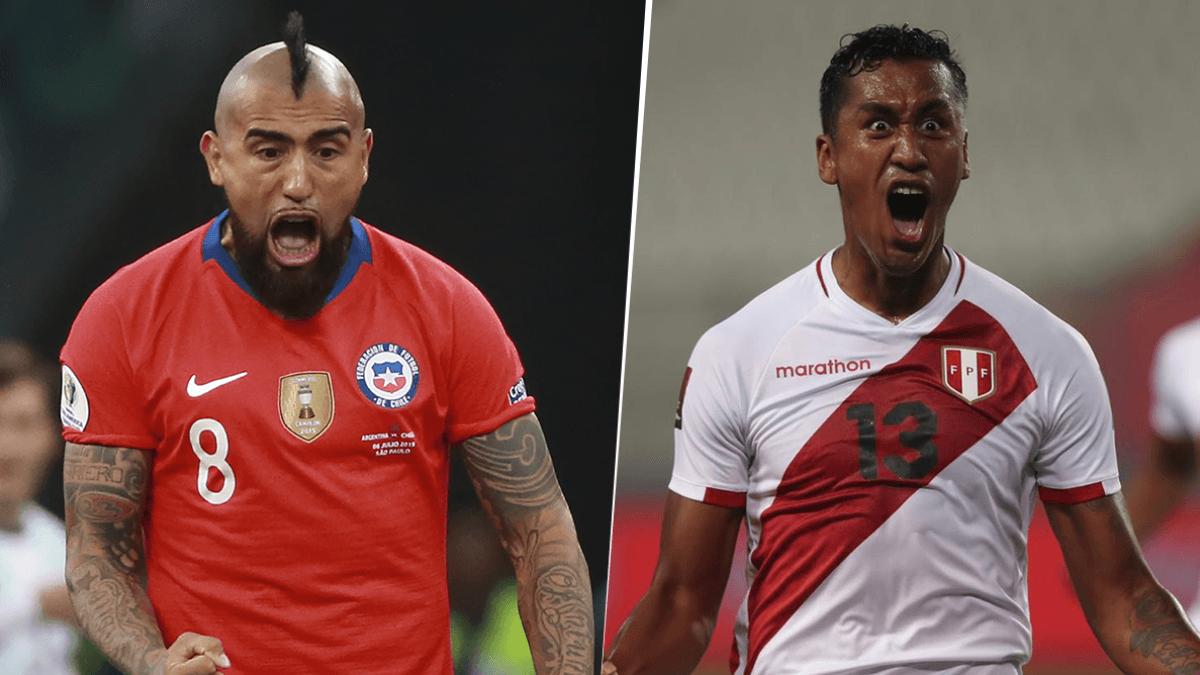 Chile Vs Peru Dia Y Horario Para Ver En Vivo Y En Directo El Juego Por Las Eliminatorias Sudamericanas Para Ir A Qatar 2022 Bolavip
