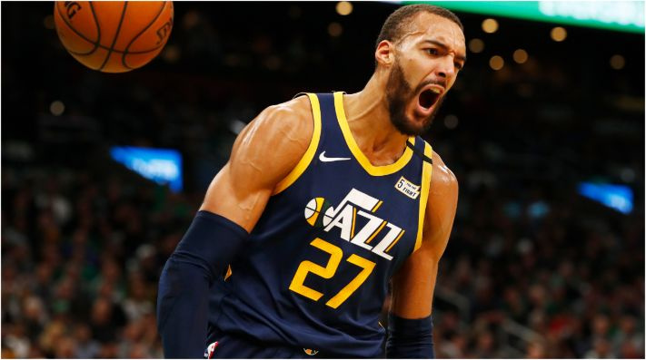 Rudy Gobert, Utah Jazz