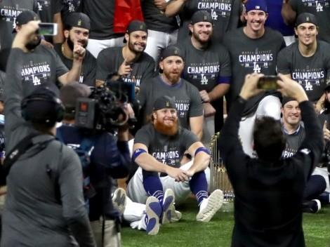 Ordenan a Los Angeles Dodgers a realizar cuarentena por caso Justin Turner