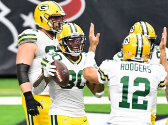 Green Bay Packers vs. Minnesota Vikings juegan por la semana 8 de la NFL este domingo (Getty Images).