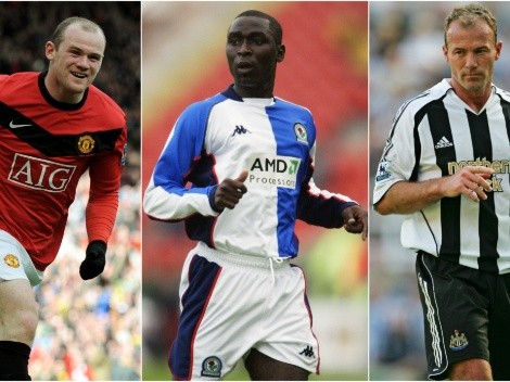 Premier League: Who are the all-time top goalscorers?