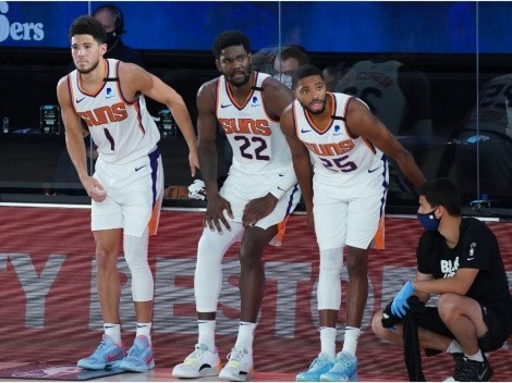Instagram model offers video of the time she was with 7 Phoenix Suns players at the same time