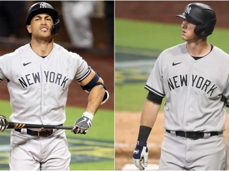 Las dos figuras que se quedan en los Yankees para 2021