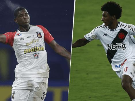 EN VIVO: Caracas vs. Vasco da Gama por la Copa Sudamericana