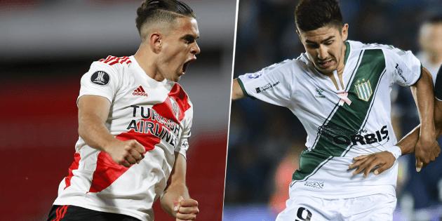 River vs. Banfield: VER EN VIVO el partido por Liga Profesional de Fútbol: sigue el MINUTO A MINUTO del encuentro | Bolavip