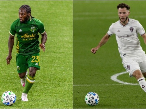 Portland Timbers and Colorado Rapids clash in MLS game tonight