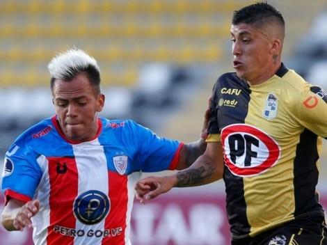 Qué canal transmite Estudiantes de Mérida vs. Coquimbo Unido