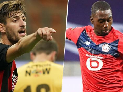 EN VIVO: Milan vs. Lille  por la Europa League