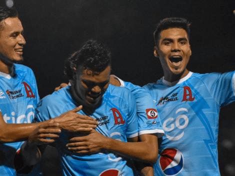 Qué canal transmite Alianza vs. Motagua por la Liga Concacaf