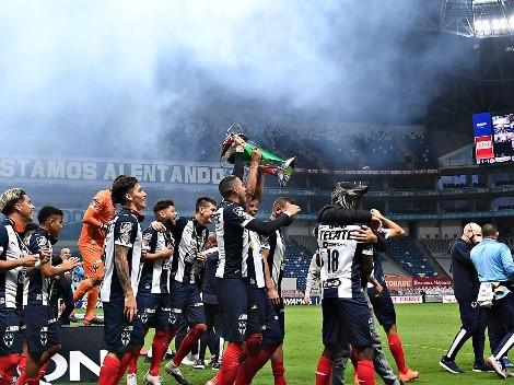 Tigres UANL felicitó a Monterrey por el título de Copa MX
