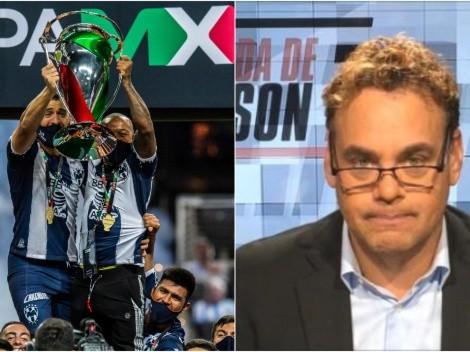 Faitelson le bajó precio a la Copa MX que ganó Monterrey