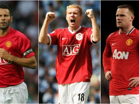 Manchester United: Who are the all-time top goalscorers?