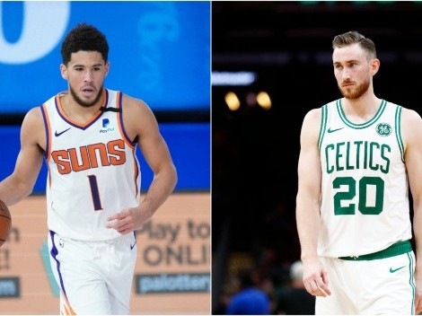 Trade rumors: Devin Booker and Gordon Hayward could be traded before the start of the season