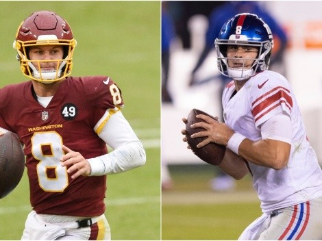 Washington Football Team vs New York Giants: Preview, predictions, odds, and how to watch 2020 NFL season today