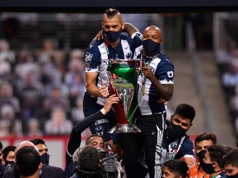 Monterrey emuló al Cruz Azul con la obtención de la Copa MX