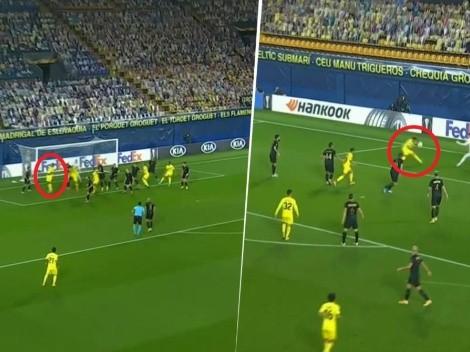 Es una máquina: Bacca y un doblete para el Villarreal en la Europa League