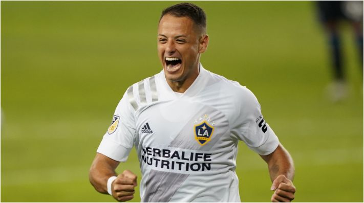 Javier Hernández, Los Angeles Galaxy