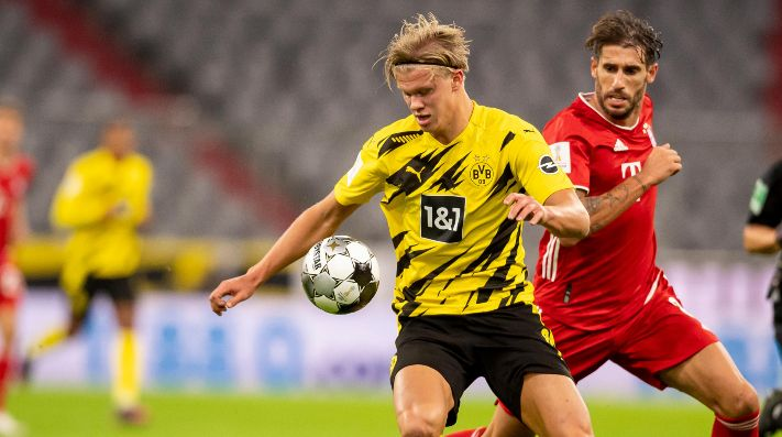 Bayern Vs Dortmund Stream