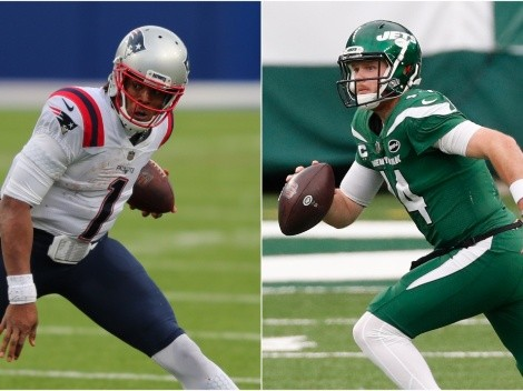 Struggling Patriots visit winless Jets in must-win Monday Night Football game