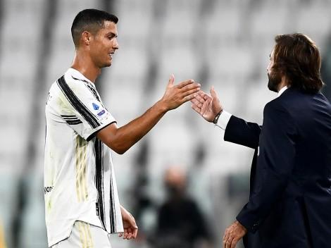 "Pirlo, duro contra Cristiano Ronaldo: ""Debemos ser menos egoístas"""