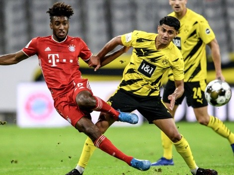 Borussia Dortmund and Bayern meet for another edition of Der Klassiker today
