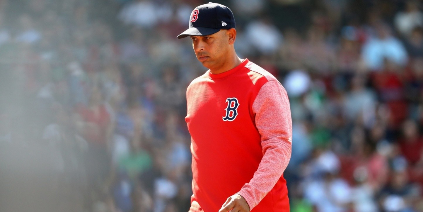 Alex Cora ha regresado finalmente a Boston Red Sox