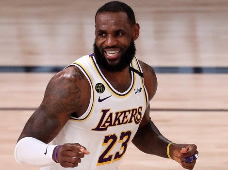 LeBron James celebrates Donald Trump's defeat with post on his Instagram account