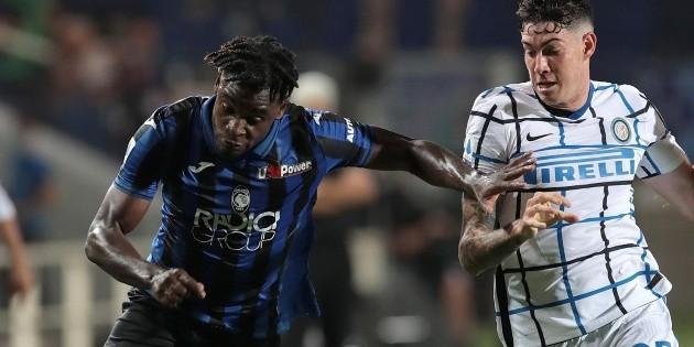 Atalanta vs. Inter de Milán EN VIVO y EN DIRECTO por la Serie A, séptima fecha con Papu Gomez, Duvan Zapata y Luis Muriel | Bolavip