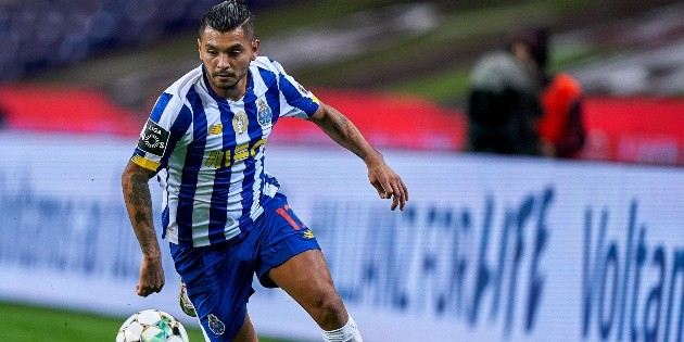 Tecatito Corona volvió a ser asistidor para el FC Porto en la Liga de Portugal | Bolavip