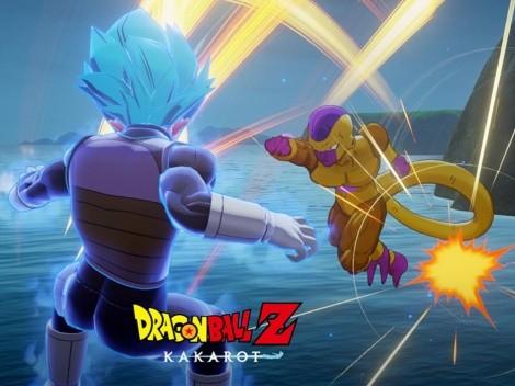Bandai Namco confirma la fecha de lanzamiento del DLC 2 de Dragon Ball Z Kakarot
