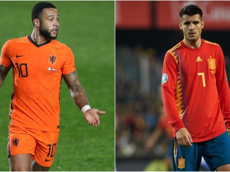 Netherlands and Spain clash today in exciting friendly match