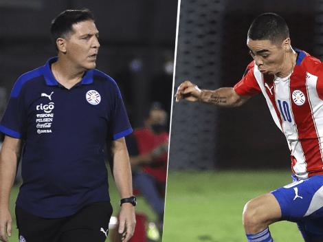 Selección Paraguay: los 28 convocados para las Eliminatorias Qatar 2022