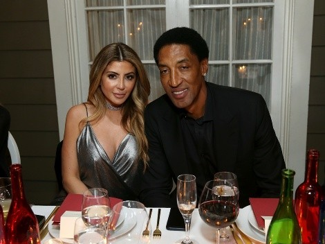 Scottie Pippen's wife admitted she was cheating on him with another NBA player