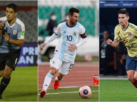 South American 2022 FIFA World Cup qualifiers: Check out all the matches for Fixture 3