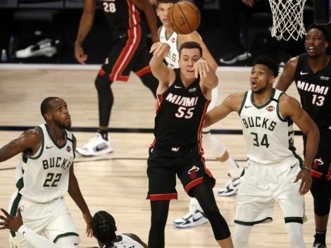 El sacrificio que realizará Miami Heat para firmar a Giannis Antetokounmpo