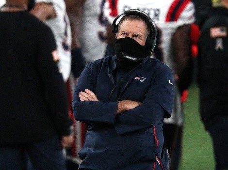 Bill Belichick tipped to leave Patriots after rough 2020 season start
