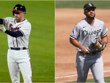 MLB Players react to Jose Abreu, Freddie Freeman winning 2020 MVP awards