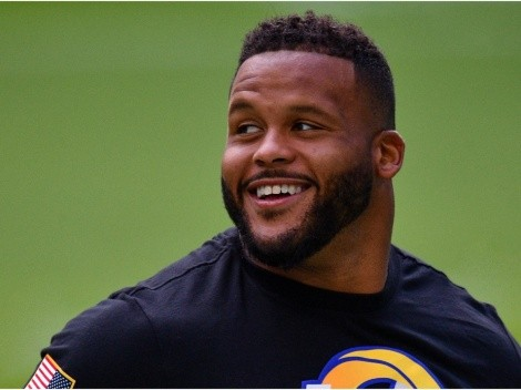Aaron Donald revealed the only player he can't dominate in the NFL