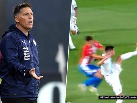 La sorpresiva respuesta de Berizzo sobre la falta de Romero a Palacios