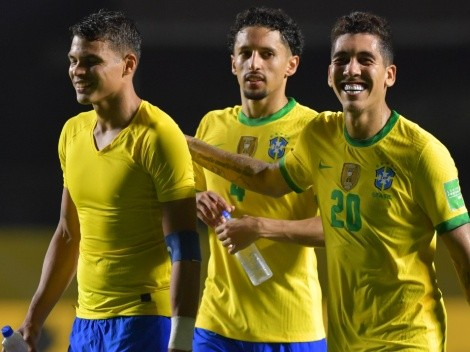 Brazil beat Venezuela 1-0 in a hard-fought game