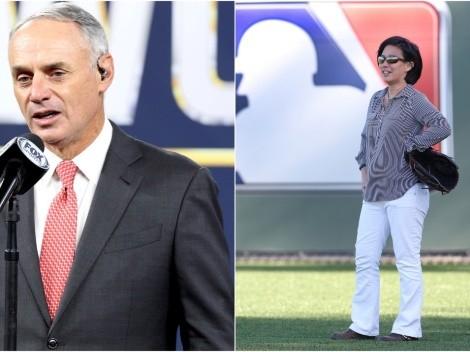 La emoción del Comisionado de MLB por fichaje histórico de Miami Marlins
