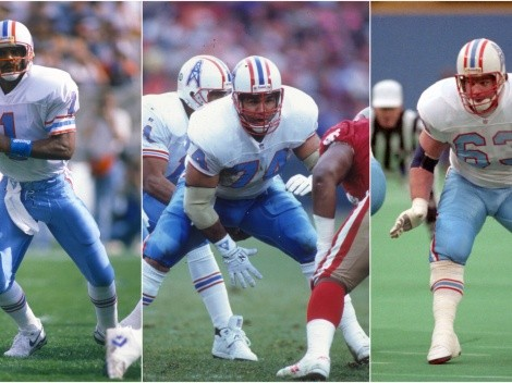Battle of the Titans: The top 25 greatest Tennessee Titans in history
