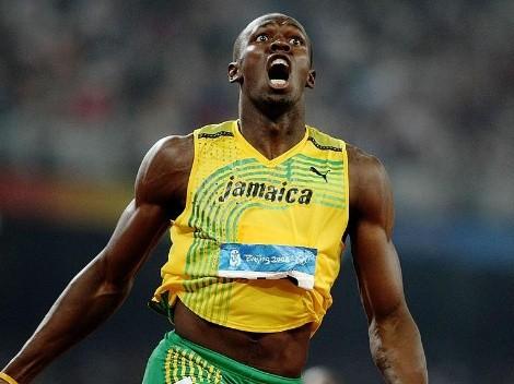 """Usain Bolt sorprendió a todos: """"Cristiano Ronaldo es más rápido que yo"""""""