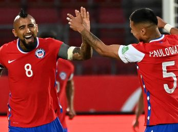 Venezuela vs. Chile (Foto: Getty Images)
