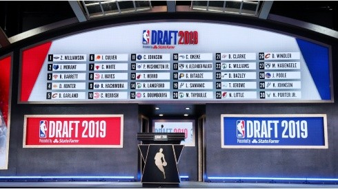 How many rounds are in the NBA Draft?